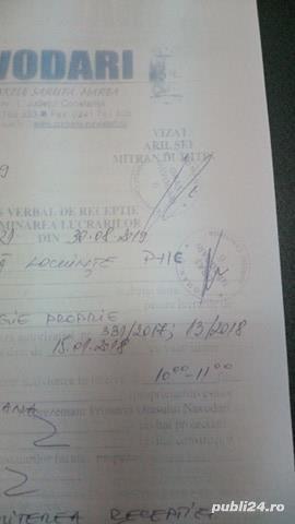 Navodari- SUD- P+1 cu receptie finala luata- 79000 Euro - imagine 8