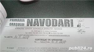 Navodari- SUD- P+1 cu receptie finala luata- 79000 Euro - imagine 3