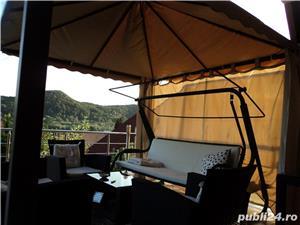 Casa la cheie, langa Primaria Vladesti, cu 1055 mp teren, panorama deosebita, zona linistita - imagine 6