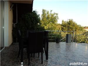Casa la cheie, langa Primaria Vladesti, cu 1055 mp teren, panorama deosebita, zona linistita - imagine 15