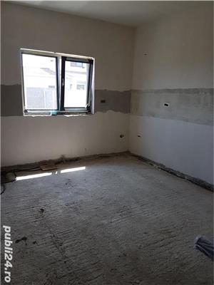 Sacalaz, casa noua unifamiliala sau duplex, constructie noua caramida la cheie cu GAZ, CURENT, apa  - imagine 7