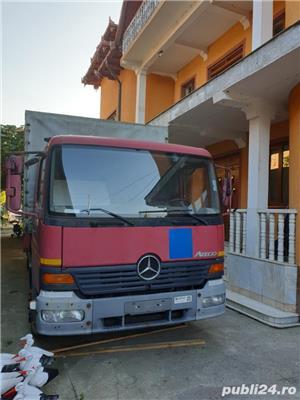 Autoutilitara Mercedes Atego pentru dezmembrat - imagine 2