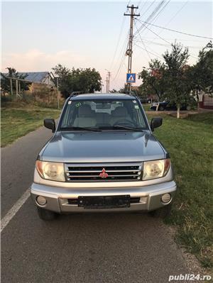 Mitsubishi pajero pinin - imagine 1