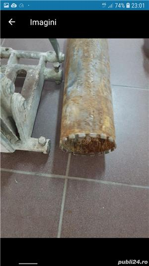 Hidrostress masina de carotat profesionala - imagine 6