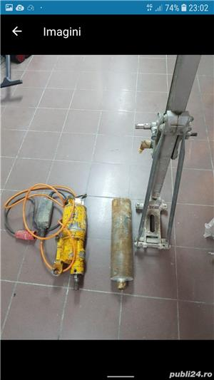 Hidrostress masina de carotat profesionala - imagine 3