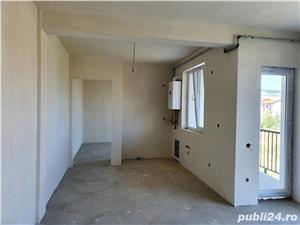 Vand apartament 2 camere semifinisat + parcare str. Tineretului Floresti! - imagine 4