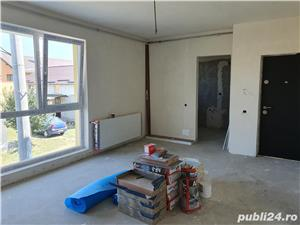 Vand apartament 2 camere semifinisat + parcare str. Tineretului Floresti! - imagine 2