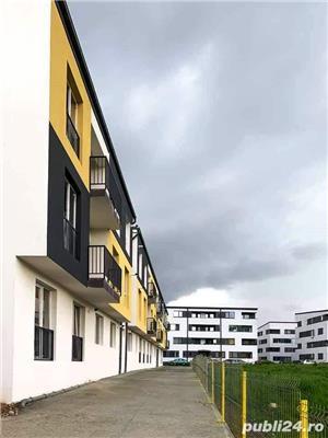 Vand apartament 2 camere semifinisat + parcare str. Tineretului Floresti! - imagine 1
