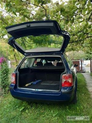 Passat Variant 2002 - vand/schimb cu Ford Tourneo Connect - imagine 4