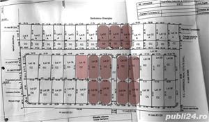 Teren - loturi pentru casa - Maracineni - imagine 1
