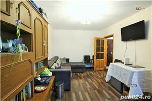 3 camere, 2 bai, 2 balcoane, et.2 zona Dacia - imagine 3