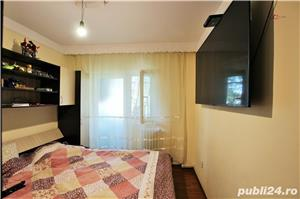 3 camere, 2 bai, 2 balcoane, et.2 zona Dacia - imagine 4