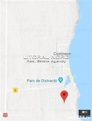 Costinesti - Schitu, str. Schitului, teren intravilan 624mp, intre case - vile - imagine 3