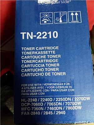 Pachet 4 cartuse original Brother TN - 2210 - imagine 1