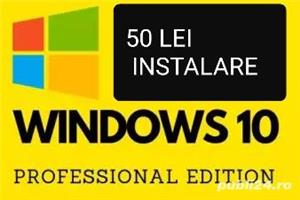 Instalare windows  10 / 7 / 8 devirusare /optimizare - imagine 1