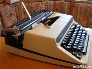 Masina de scris TRIUMPH Gabriele 12 - imagine 3