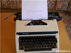 Masina de scris TRIUMPH Gabriele 12 - imagine 1