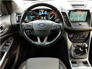 Ford Kuga 1.5 tdci (2017) Business - New Model- 79.797 km - Navi-Face-Lift - 120 Cp - EURO 6  - imagine 5