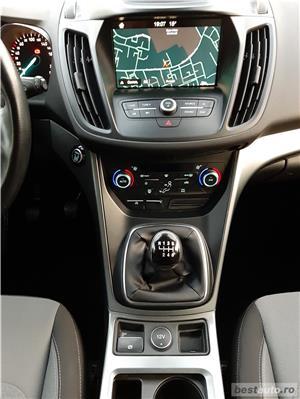 Ford Kuga 1.5 tdci (2017) Business - New Model- 79.797 km - Navi-Face-Lift - 120 Cp - EURO 6  - imagine 11