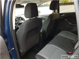 Ford Kuga 1.5 tdci (2017) Business - New Model- 79.797 km - Navi-Face-Lift - 120 Cp - EURO 6  - imagine 7