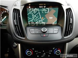 Ford Kuga 1.5 tdci (2017) Business - New Model- 79.797 km - Navi-Face-Lift - 120 Cp - EURO 6  - imagine 14