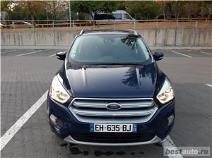 Ford Kuga 1.5 tdci (2017) Business - New Model- 79.797 km - Navi-Face-Lift - 120 Cp - EURO 6  - imagine 20