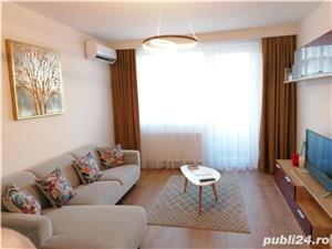 Dau în chirie în regim hotelier apartament în centru 3 camere aflat lângă Aquapark Nymphaea  - imagine 1