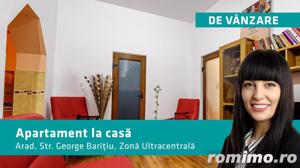Apartament la casă, pe strada Gheorghe Barițiu. - imagine 1