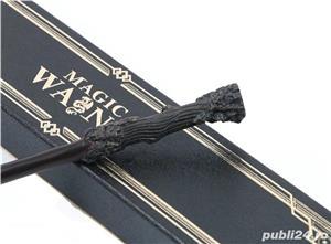 Bagheta magica Harry Potter (interior metalic) - imagine 2