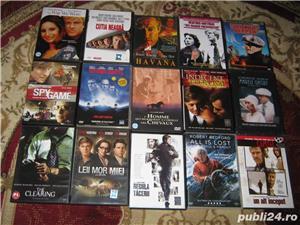 ROBERT REDFORD,18 DVD ORIGINALE,FILME DE OSCAR,IN ROMANA,COLECTIE DE LUX,INCEPUTURI PANA IN PREZENT - imagine 1