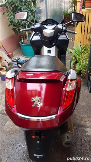 Scuter Peugeot Satelis 125cc turbo compresor italia - imagine 2