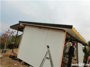 Meseriaș fac case din containere  - imagine 2