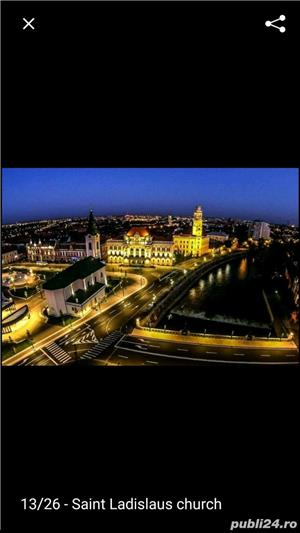 Apartament 2 camere et 1 Central conf 1 decomandat Oradea Regim Hoteliere  - imagine 8