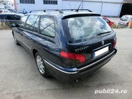 Peugeot 406 Facelift. - imagine 2