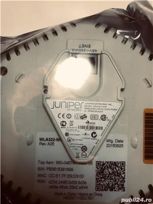 Router Comercial Industial Juniper WLA322 IEEE 802.11n nou - imagine 5