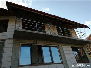 balustrade inox și fier forjat, scări, porți, garduri, etc.  - imagine 5