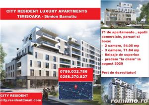 city resident luxury apartments - central s. barnutiu aproape de isho take ionescu iulius town mall - imagine 1