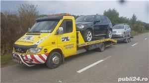 Tractări auto &  asistență rutieră - imagine 2