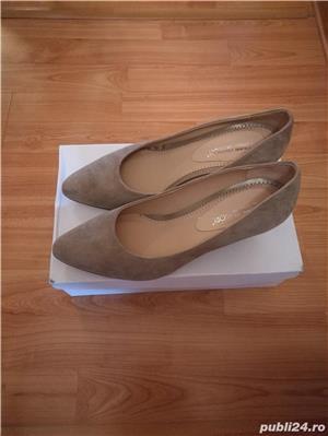 Pantofi piele marimea 40 - imagine 4