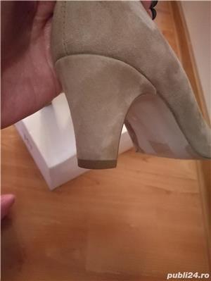 Pantofi piele marimea 40 - imagine 1