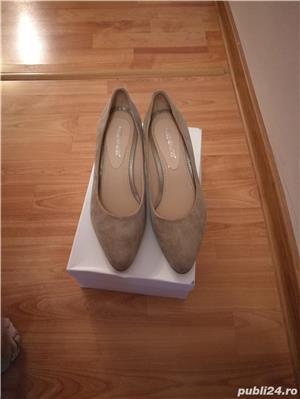 Pantofi piele marimea 40 - imagine 3
