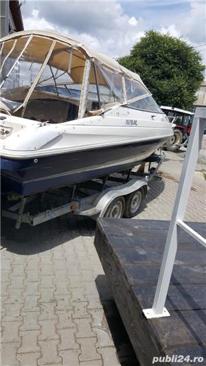 Barca Bayliner cu motor Volvo 200 cai inboard - imagine 5