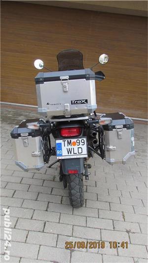 Honda Transalp XL650V - imagine 2