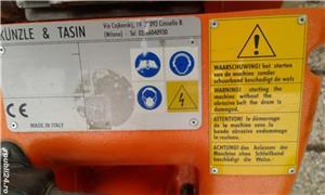 Masina slefuit raschetat parchet Kunzle&Tasin SCORPION - imagine 3
