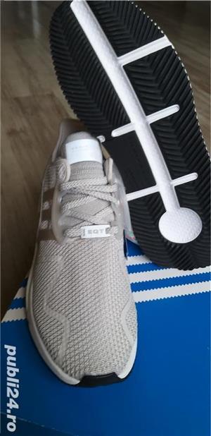 Adidas originali EQT CUSHION, nr 44, noi - imagine 4