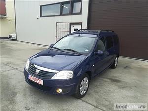 Dacia Logan mcv/an 2009/benzina/86000km reali - imagine 1
