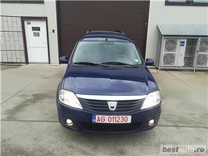 Dacia Logan mcv/an 2009/benzina/86000km reali - imagine 5
