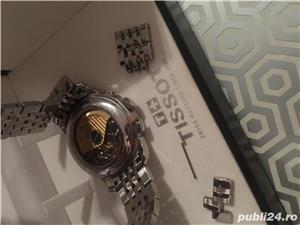 Ceas Tissot lux T-Classic saphyre crystal glass - imagine 3