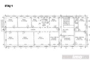 Cladire renovata 1200 mp birouri si alte destinatii - imagine 10