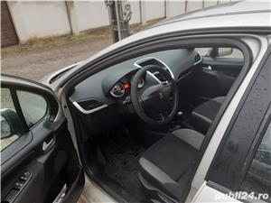 Peugeot 207, an 2008, Euro 4, impozit mic 60 ron pe an - imagine 4